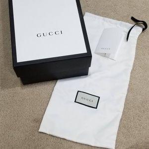 Gucci Logo Rubber Slide